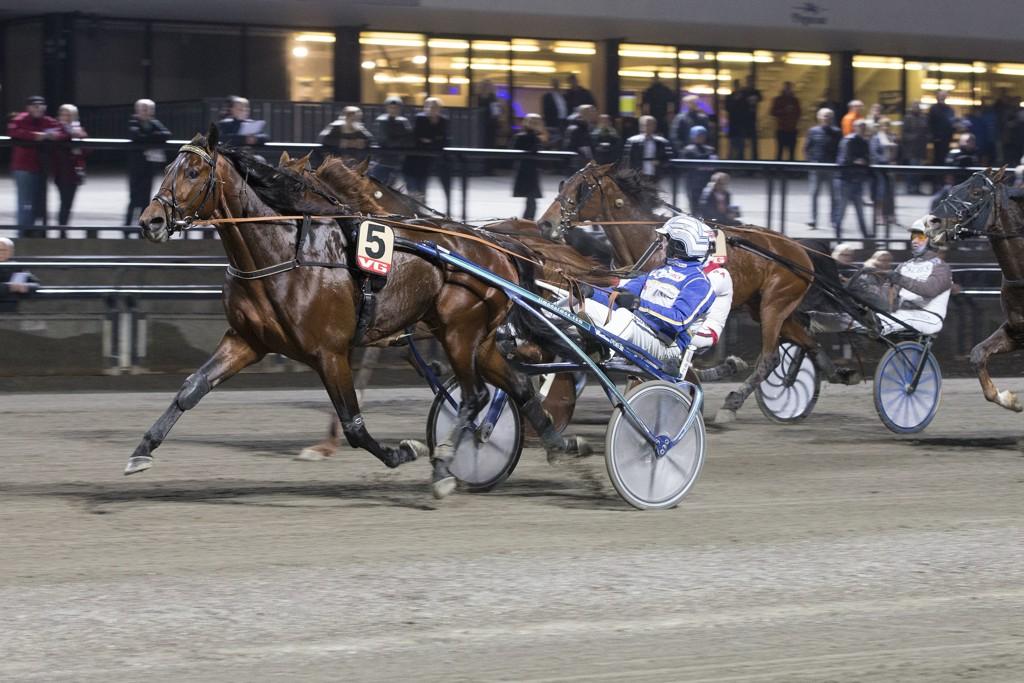 Jorma Kontio er aktuell i kveldens V64-omgang. Foto: Anders Kongsrud/www.hesteguiden.com.