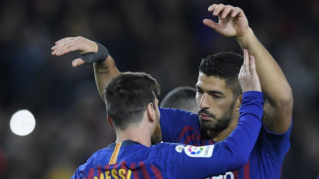 Lionel Messi og Luis Suarez starter ikke i forrige torsdags åttedelsfinale borte mot Levante. Søndag fikset duoen alle tre målene i 3-0 seieren hjemme mot Eibar og de er nok begge tilbake i startoppstillingen til torsdagens returmøte hjemme mot Levante.