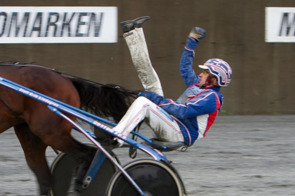 Erik Lindegren er aktuell i dagens lunsjomgang. Foto: Morten Skifjeld/Hesteguiden.com