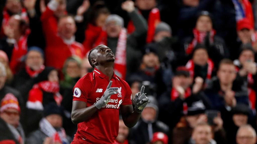 Liverpool måtte nøye seg med 1-1 mot Leicester i den forrige hjemmekampen på Anfield, til tross for at Sadio Mane sendte Liverpool i føringen allerede etter tre minutter.