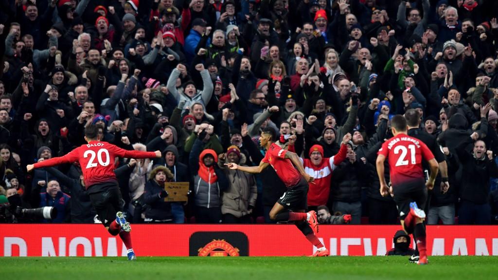 Manchester United er i hetluften og tirsdags kveld kan de fint slå PSG på Old Trafford.