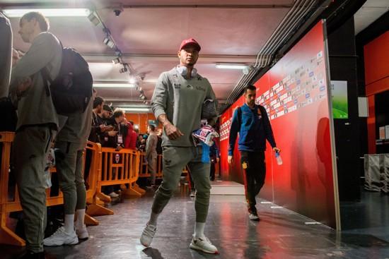 King overrasket over Ramos: – Kan ikke huske en så vennlig stopper