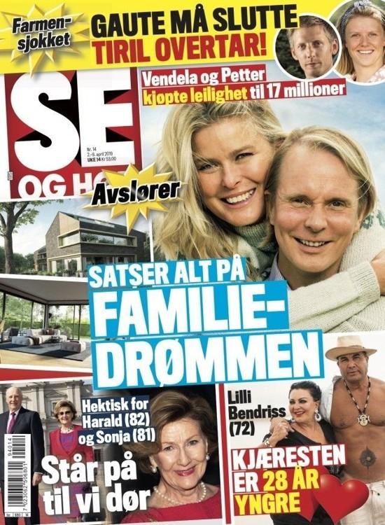 Petter og Vendela kjøper luksusbolig på Oslo Vest