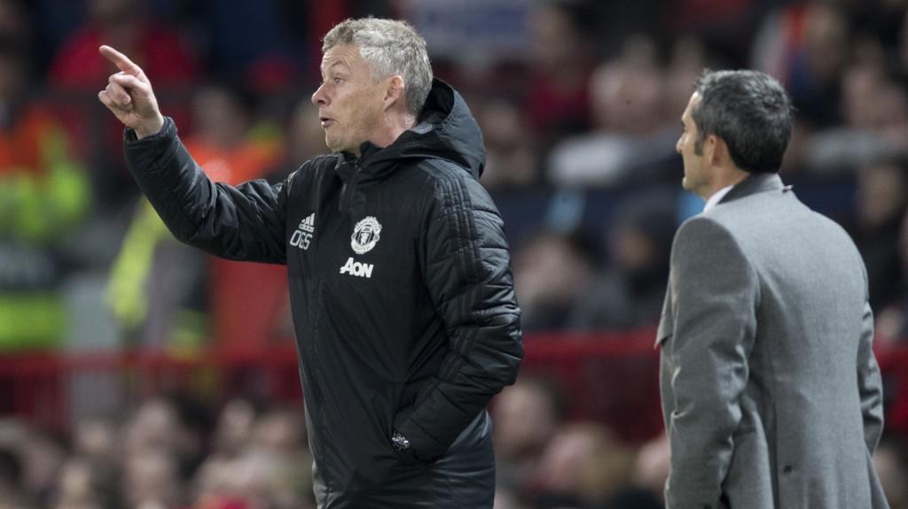 Ole Gunnar Solskjær og Manchester United kom til kort i onsdagens Champions League-kamp hjemme mot Barcelona. Lørdag er det seriekamp hjemme mot West Ham. United blir en våre sikre på lørdagens tippekupong.
