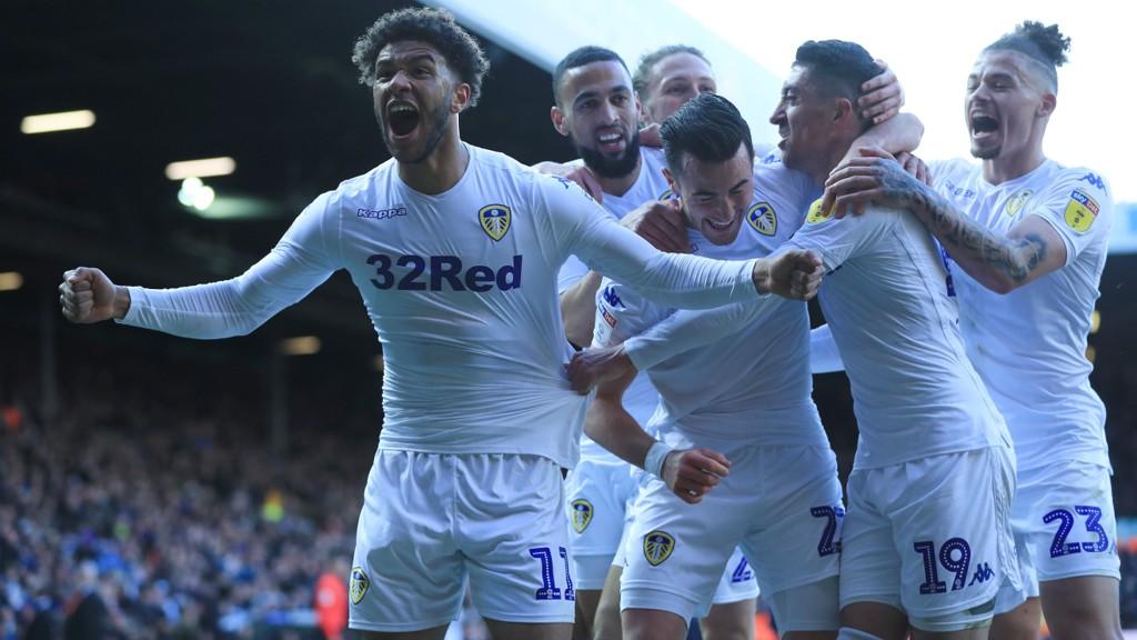 Leeds spiller en viktig kamp fredagskveld. Det eneste som er godt nok er en trepoenger.