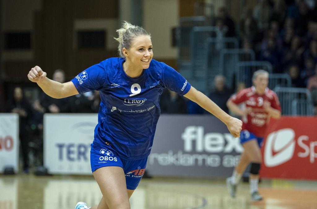 Madeleine Hilby og Tertnes er favoritter mot Fredrikstad på hjemmebane i sluttspillet. Vi tror de innfrir.