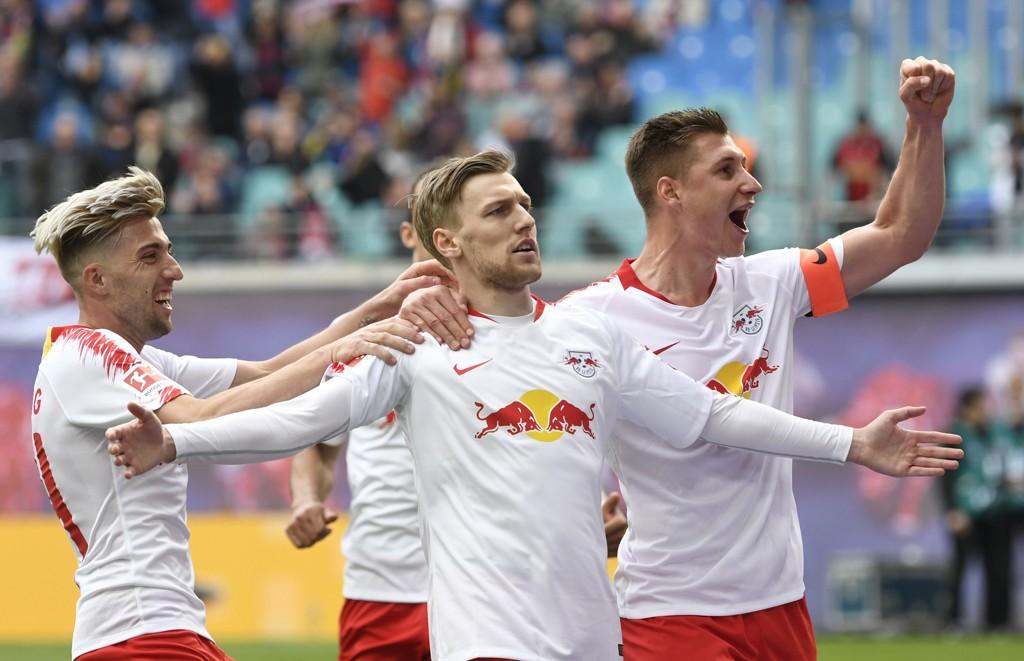 Leipzig og Emil Forsberg har allerede sikret Champions League-spill neste sesong. I kveld jakter de cupgull.