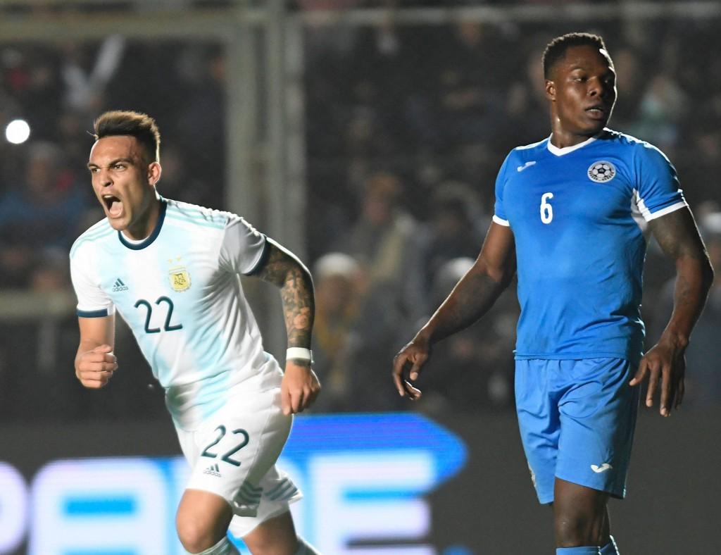 Argentina og Lautaro Martinez kan overraske mot Tyskland i kveld.