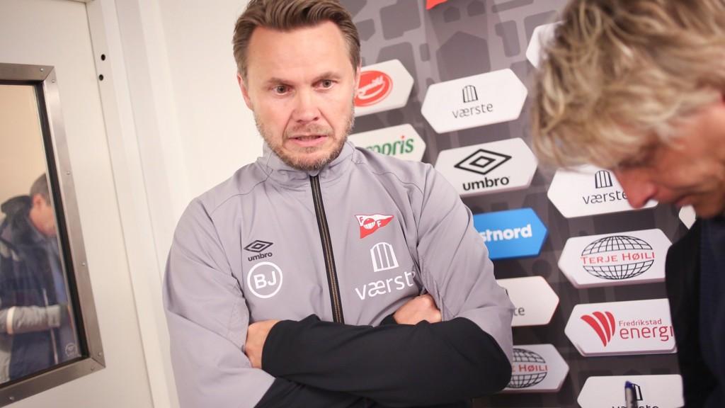 Heller ikke Bjørn Johansen har lyktes som Fredrikstad-trener og enda en sesong ser ut til å ende med skuffelse for populære Fredrikstad.