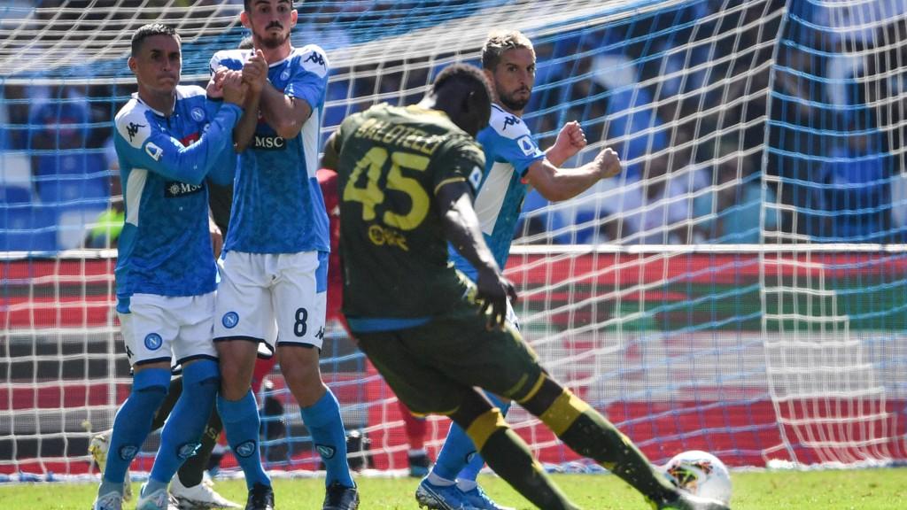 Mario Balotelli scoret sitt første seriemål for sesongen, da han reduserte til 1-2 borte mot Napoli i forrige seriekamp. Det endte med 2-1 seier til Napoli. I kveld har Brescia hjemmekamp mot Fiorentina.