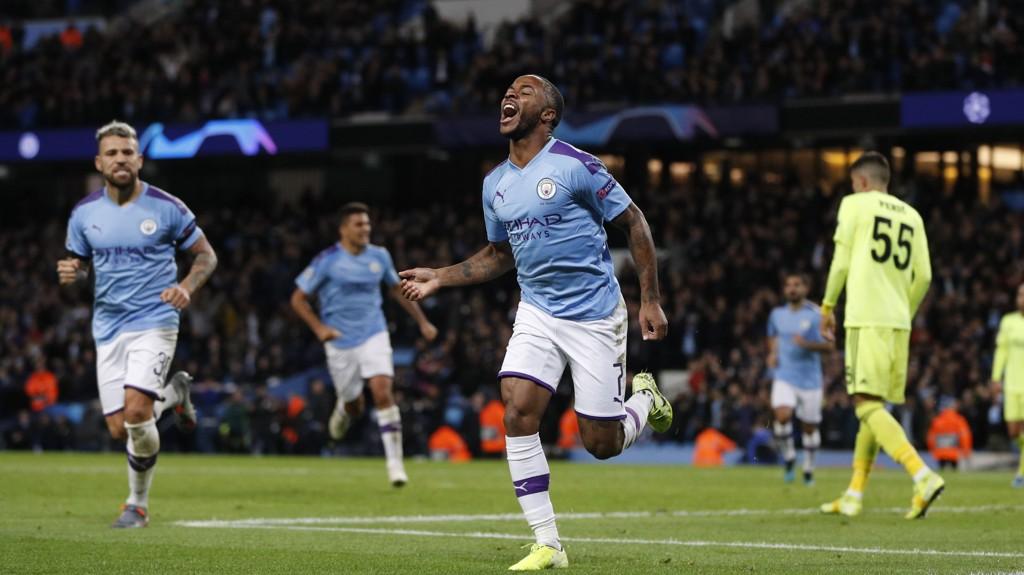 Raheem Sterling og Manchester City tar imot Atalanta til en trolig målfest i Champions League i kveld.