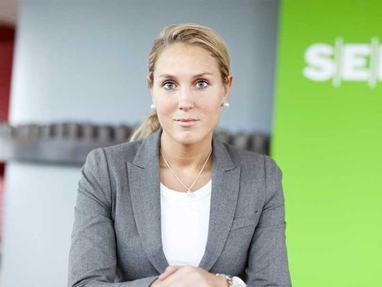 Erica Blomgren - sjefstrateg SEB