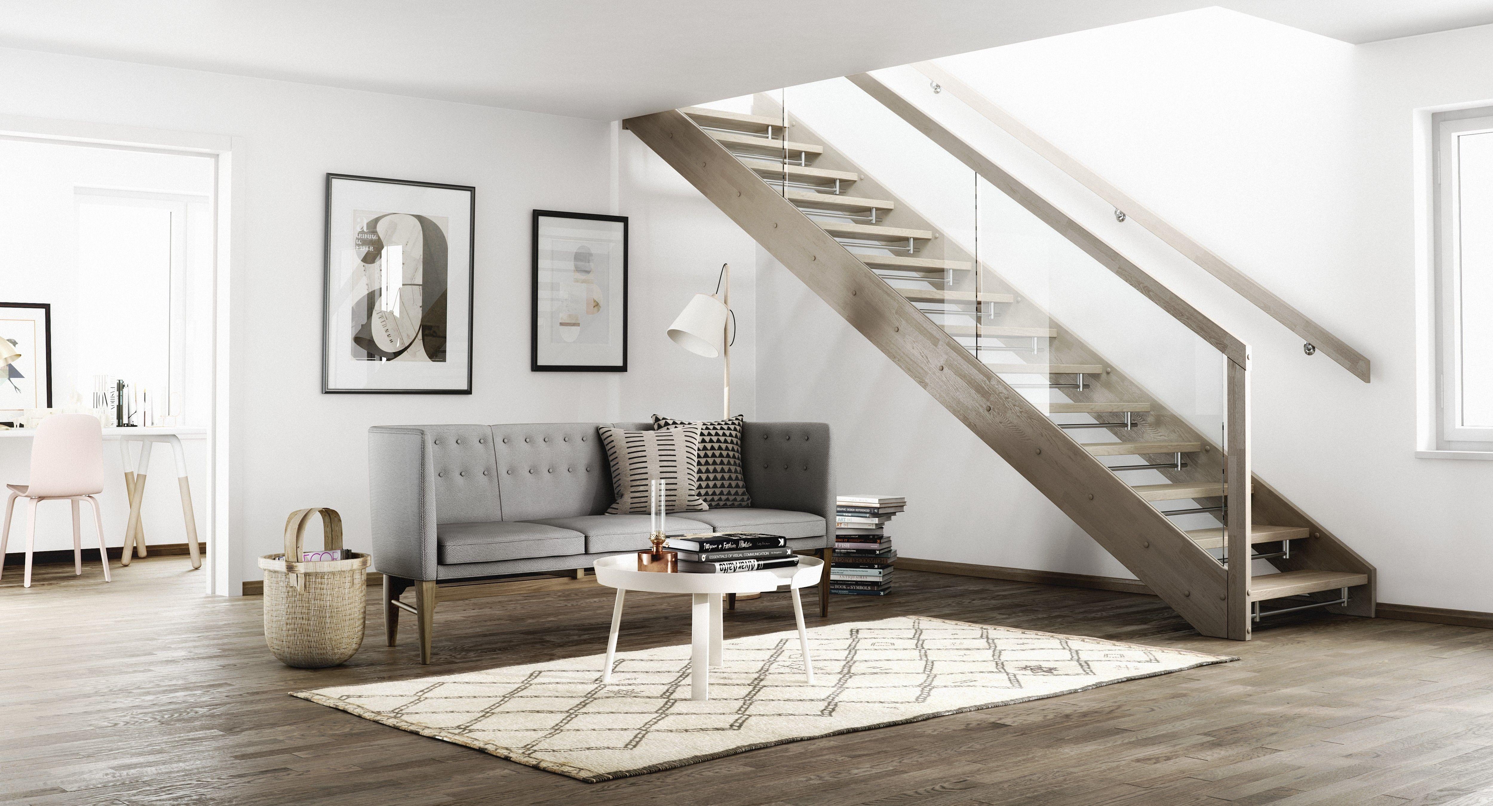 I 2020 handler trappen om mer enn transport mellom etasjer, og hos Hagen finner du robuste og vakre trapper, som følger trender og passer din stil.